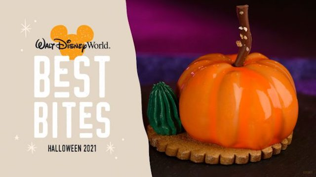 Grab one of these spooky treats at Walt Disney World this fall