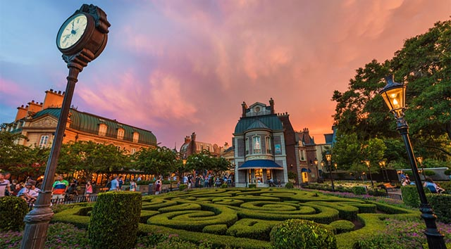 International Guests may soon be able to visit Disney - under this condition
