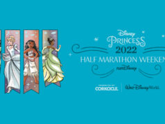 New Changes for Princess Half Marathon Weekend races