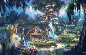 NEW: Details for Princess and the Frog Re-theme of Splash Mountain