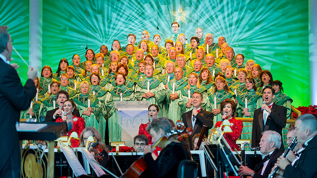 Rumor: Is Candlelight Processional Returning This Year?
