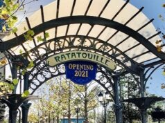 Select Guests receive invites to preview Remy's Ratatouille Adventure ahead of opening