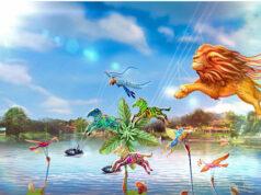 Sneak Peek of the New Disney Kite Tails Coming Soon