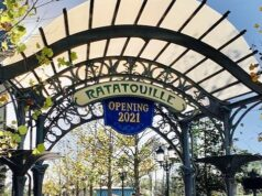 The first ever run of Remy's Ratatouille Adventure experiences some issues