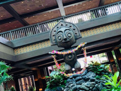 Video: Guests Evacuated from Disney's Polynesian Resort
