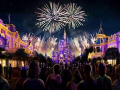 Details released for Magic Kingdom's brand NEW nighttime spectacular!