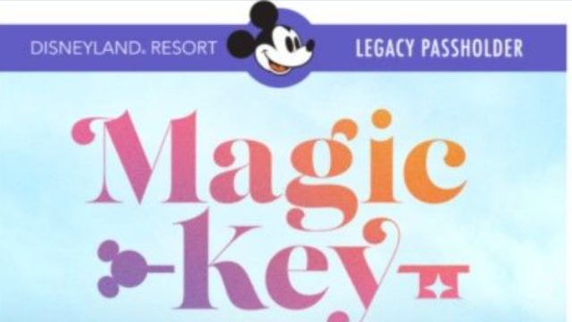 Last minute Disneyland Magic Key FAQs