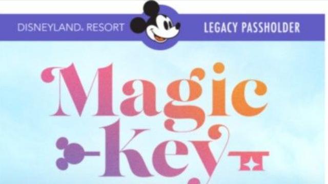 New Disneyland Passholder Program Teaser