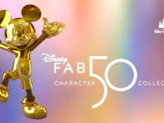More characters revealed for Disney's Fab 50 Character Collection