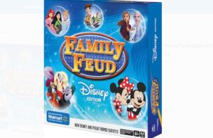Family Feud is airing a special Disney episode and you can play along!