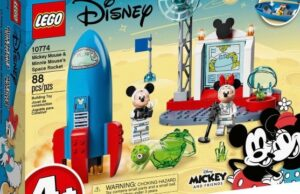 Check out the fun new Lego sets from Disney, Marvel and Star Wars!