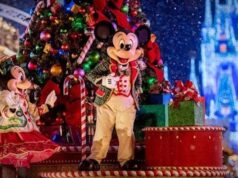 New Disney Park Hours Through The First Very Merriest Event