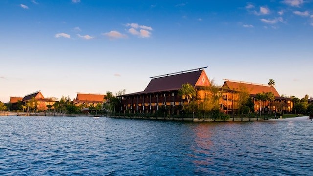 Another Building is Now Closed at Polynesian Village Resort