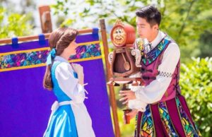 How to Celebrate Belle for World Princess Week