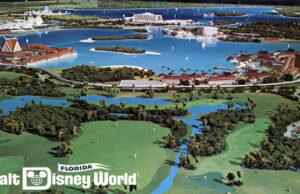 Looking back into Walt Disney World's history