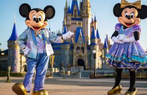 A Look Back at 50 Years of Magic and Memories at Walt Disney World