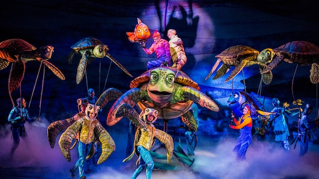 Breaking: A New Finding Nemo Musical is Coming to Disney World