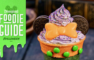 Check out all the new Disneyland Savory and Sweet Halloween Treats