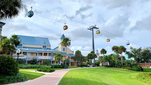 Comparison: Which Disney Skyliner Resort is the best?