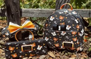 Showcasing Loungefly's New Festive Lineup of Halloween Fashion Accessories