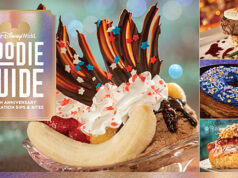 Disney Offers Amazing Food and Drinks for the 50th Anniversary Celebration
