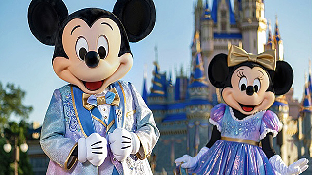 Disney World Transportation Receives Magical Makeover for the 50th Anniversary