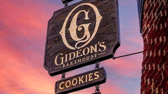 Gideon's Bakehouse New September Cookie is an Intriguing Combination!