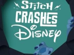 Have you seen the new Stitch Disney is releasing for Pocahontas?