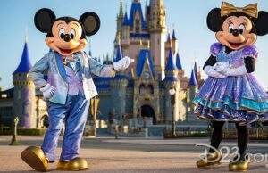 More Magical Decor Added to Magic Kingdom for the 50th Anniversary