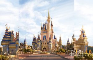 New Commercial Debuts for Disney World's 50th Anniversary