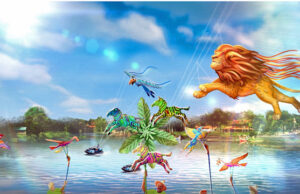 Showtimes Revealed for Animal Kingdom's New Show
