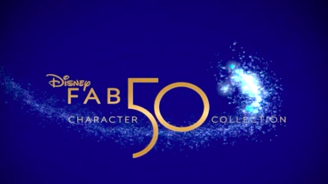 Three New Characters Added to the Fab 50 Character Collection as the List Nears Completion!