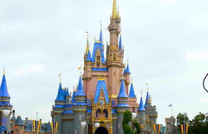 Video: Cinderella Castle's 50th anniversary magical transformation