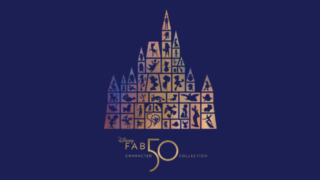 The First Fab 50 Character Collection Sculptures Debut at Magic Kingdom