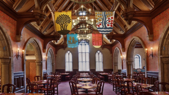 Epcot's Akershus reopens for very special Guests only!