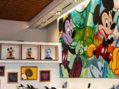 Disney gives us a spectacular preview of the new Creations Shop at Epcot