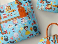 Adorable Jerrod Maruyama Disney Parks line now available in purse form!