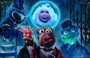 Premiere Date Announced for the New Muppets Haunted Mansion Special Coming To Disney+