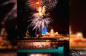 The Magic Kingdom Tests New Fireworks Show this Week