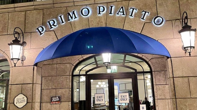 Review: Primo Piatto is one of the best quick service restaurants at Disney World