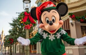 A new offering is coming to Disney's Very Merriest!
