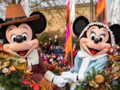 Check Out how Disney will bring the Magic to this years Thanksgiving Season