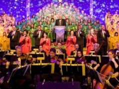 Disney announces celebrity narrators and dining packages for Candlelight Processional