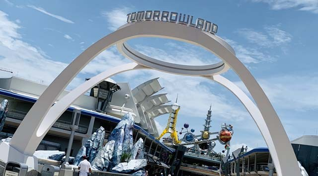 Huge Progress for Magic Kingdom's Newest Attraction