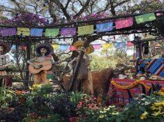 How to celebrate Dia De Los Muertos at Disney Parks