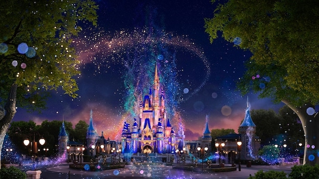 New Announcement Added to Enchantment Firework Show