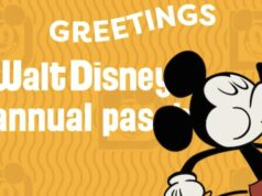 New Annual Passholder benefits added to the Disney app