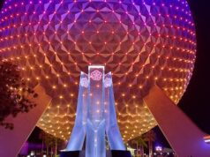 Spaceship Earth is the standout star of Disney World's 50th anniversary