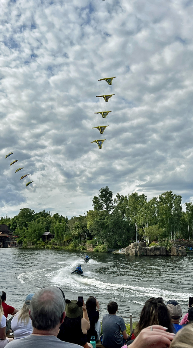 Everything You Need to know about Disney's New Kite Tails Shows