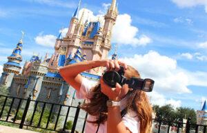 New Disney Magic Shots for Disney's 50th Anniversary